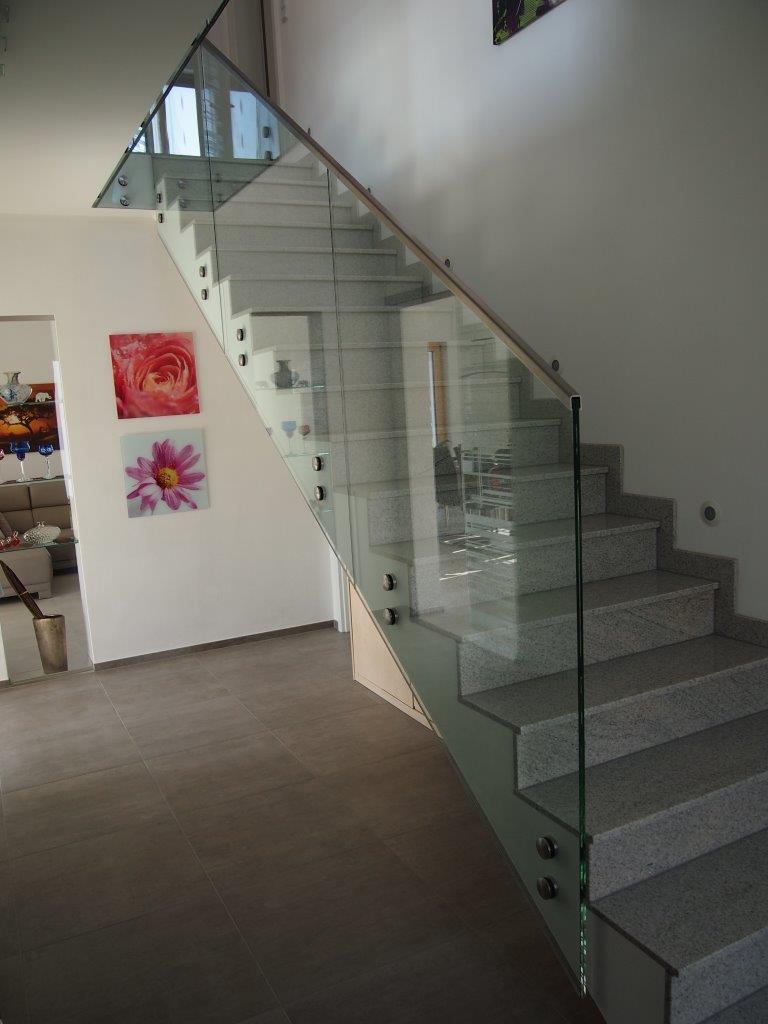 Treppengeländer Punktgehalten Dresden 4
